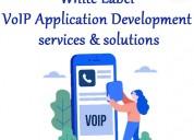 Vspl offers white label voip application developme