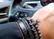 King crown men's bracelet