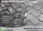 Wholesale truck tires