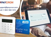 Online payment processing services