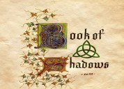 Charmed book of shadows replica pages