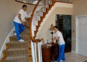 Hire maid service to clean your home professional