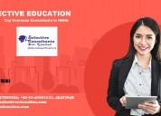 Overseas education consultants in india