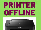 Guidelines for canon printer offline