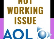 Easy tips to fix aol mail not working