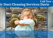 Remove all germs from ducts by air duct cleaning
