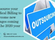 Outsource your medical billing