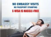 Official indian visa