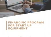 Do you need equipment financing?