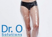 Full body ozone sauna suit