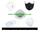 Disposable n95 mask provide niosh certification us