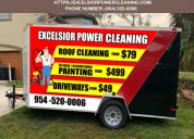 Power cleaning in weston fl