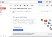 Hoe maak je een back-up van je gmail-account?