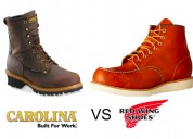 Which one you should buy? | carolina vs red wing