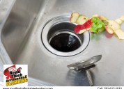 Get top rated garbage disposal repair services