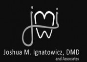 Joshua m. ignatowicz, dmd, cosmetic, implant and f