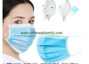Disposable ordinary face mask