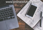 Online lifestyle making money
