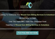 Wound care billing services provider columbus