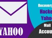 Hoe een gehackt yahoo-account te herstellen?