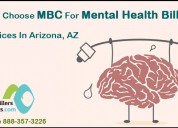Experts in mental health billing services for ariz