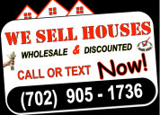 I sell houses... call or text today!