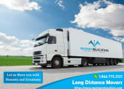 Long distance moving companies maryland