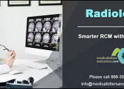 Radiology: smarter rcm with analytics