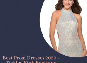 Affordable prom dresses 2020 tickled pink boutiqe