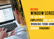 Monitor remote workers during pandemic with theone