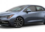 Toyota 2020 corolla hybrid