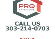 Prq exteriors (roofing contractors)