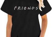 Friends tv show t-shirts womens summer casual