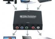 1080p hd clear hdmi to rgb component ypbpr video
