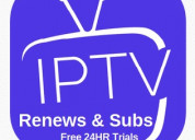 Cut the cable - live tv - internet streaming iptv