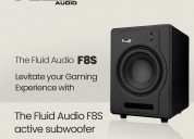 The fluid audio fs8