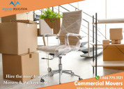 Commercial movers bethesda