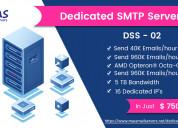 Dedicated smtp server