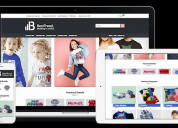 Boost up your business with ecommerce website