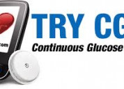 Try continuous glucose monitoring