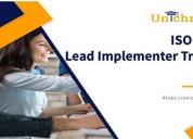 Iso 20000 lead implementer training in alabama uni