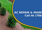 Fix ac dripping water with ac leaking water miami