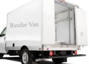 Reefer vans needed asap