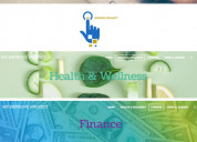 Improve your..... health & wellness, your finances