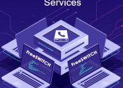 Freeswitch development services by vindaloo voip s