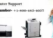 Hp printer technical support number 1-800-485-4057