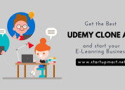 Udemy clone app development | startupmart