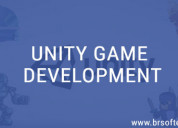 Why choose brsoftech to develop unity game