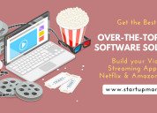 Best over-the-top software solutions provider | st