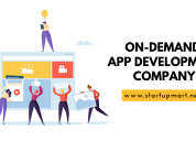 Best on-demand mobile app development company